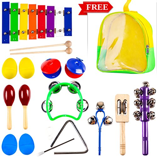 Instruments Percussion Xylophone Educational Learning