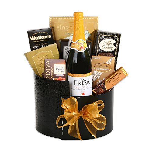Start the New Year Right Gift Basket