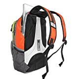 Ful Hexar Padded Laptop Backpack, fits up to