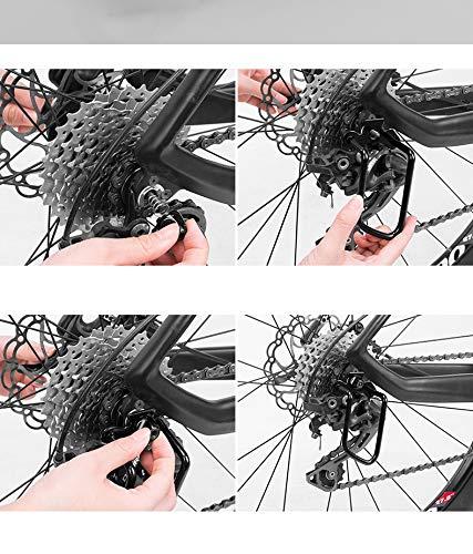Stylrtop Bike Bicycle Rear Derailleur Guard Rack Protector
