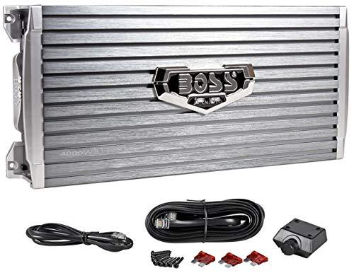 BOSS Audio Systems AR4000D Class D Car Amplifier - 4000 Watts