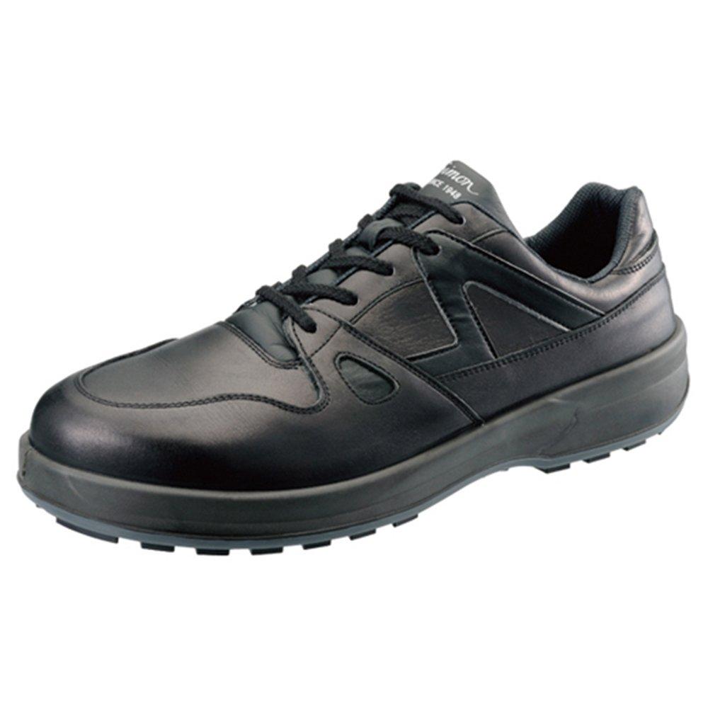 【8611】短靴 動きやすさにこだわったスニーカータイプモデル B075Z2KBS9 26.5 cm|ブラック ブラック 26.5 cm