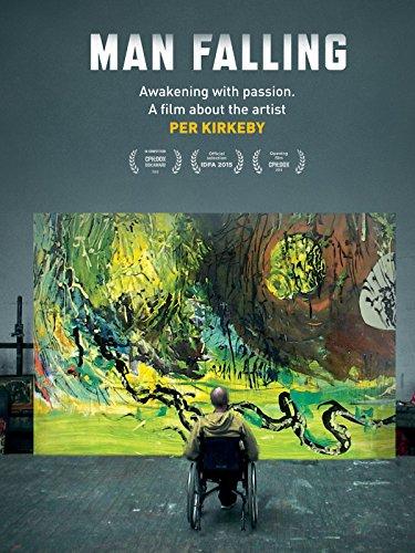 Gerhard Richter Painting - Man Falling