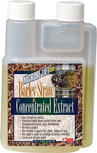 (Microbe-Lift Barley Straw Concentrated Extract)