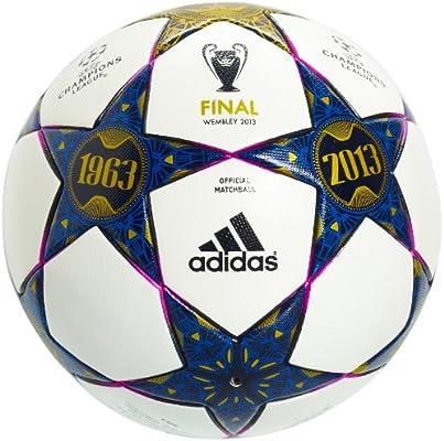 adidas 5 Matchball Finale Wembley - Balón de fútbol, Color Blanco ...