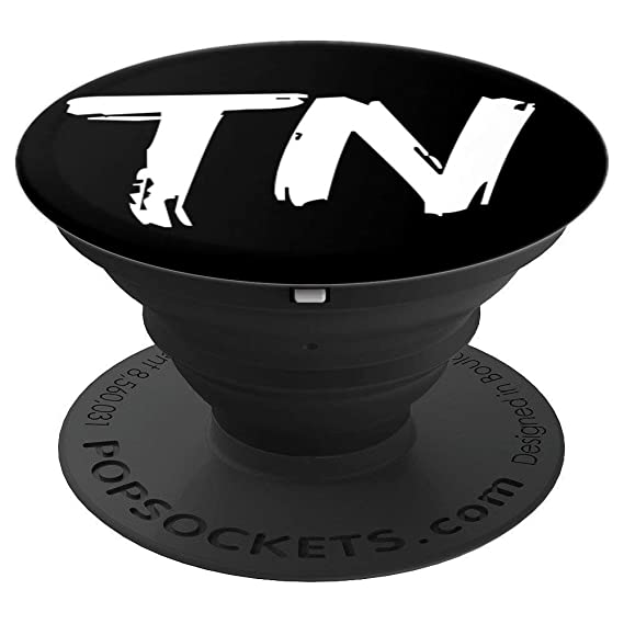TN PopSocket Grip Tennessee State Abbreviation Initials Gift