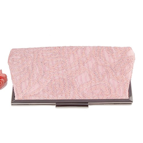 Baby Clutch 986 LeahWard Purse Wedding Pink Party Handbags Evening Bags Women's 6WCwpqxS