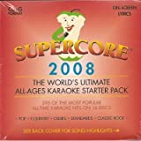 Super Core Karaoke 16 Disk Set 295 Songs