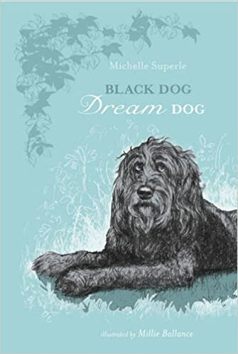 cover of Black Dog Dream Dog