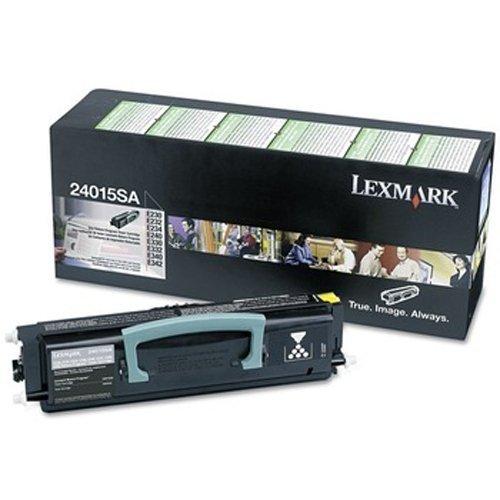 24015sa Toner - Lexmark 24015SA Return Program Toner Cartridge 2-Pack for E330, E340, E342