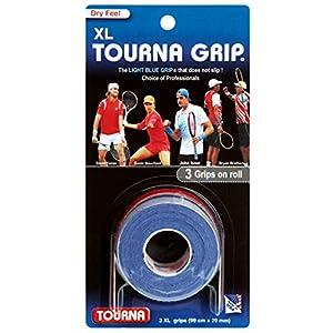גריפ מקצועי של חברת Tourna המיועד למחבטי טניס לאחיזה חזקה יותר
