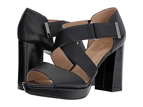 e9eb95dcda3 Naturalizer Womens Harper Open Toe Formal Strappy Sandals