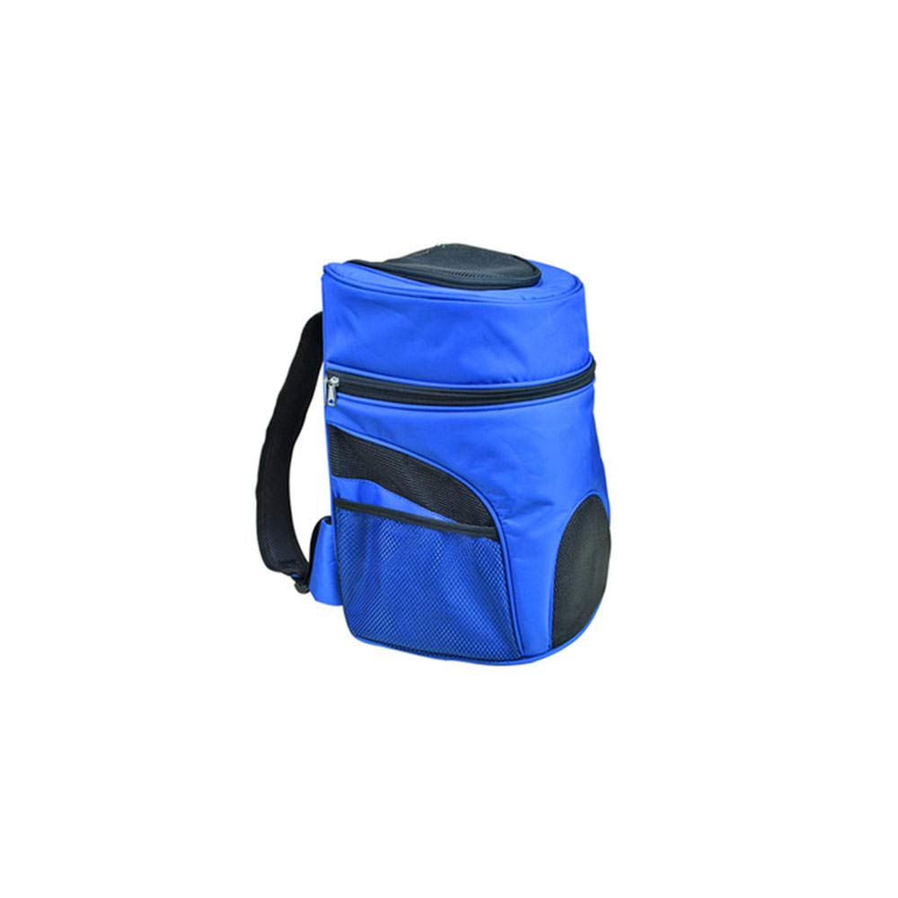 bluee arc shoulders Sminiature (suitable for dogs within 10 kg)SDJHSH Pet bag travel shoulder bag, suitable for all kinds of transportation methods of dogs, cats, rabbits and other animals.