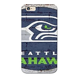 Inthebeauty High Quality Seattle Seahawks Brick Wall Case For Iphone 6 / Perfect Case For Lovers