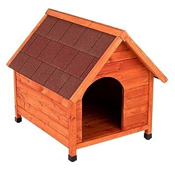 Spike Caseta para Perros de Madera XL: 86 x 111 x 99 cm (An x P x Al): Amazon.es: Productos para mascotas
