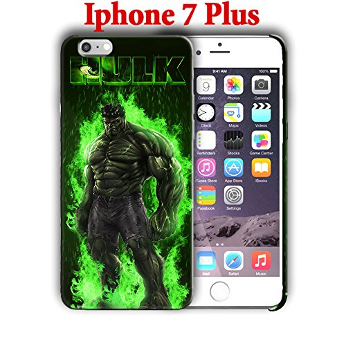 huge selection of cca93 86132 Hulk for Iphone 7 Plus 5.5in Hard Case Cover (hulk4n)