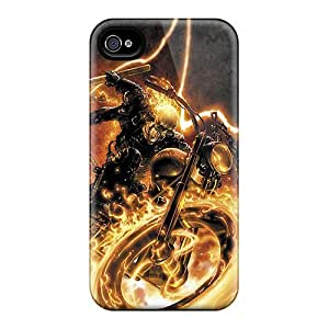 Anti-scratch And Shatterproof Ghost Rider I4 Phone Cases For Iphone 6/ High Quality Cases