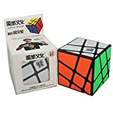 CuberSpeed MoYu Crazy Windmill Cube 3x3 Black speed cube