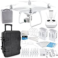DJI Phantom 4 Advanced Quadcopter Travel Case Essential Bundle