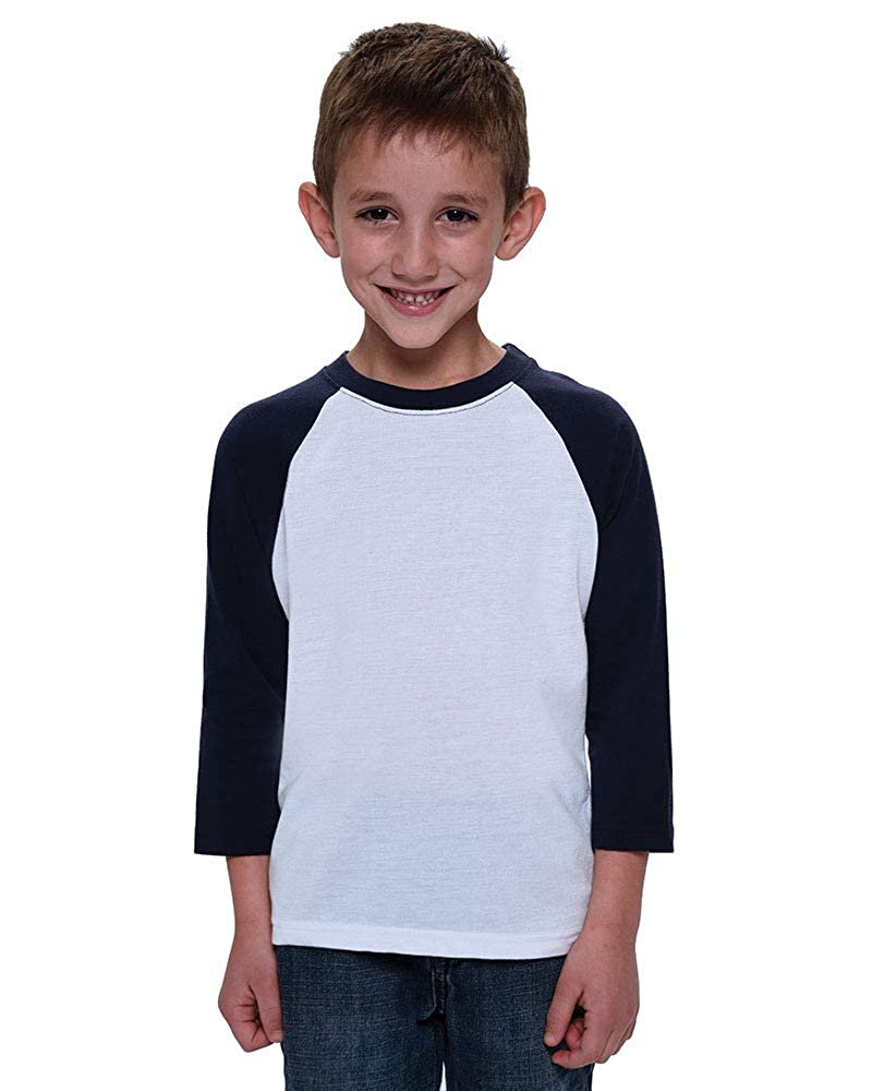 Monag Toddler Sublimation Shirts Raglan Sleeves