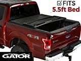 Gator Tri-Fold Tonneau Truck Bed Cover 2015-2018  Ford F150  5.5 ft Bed