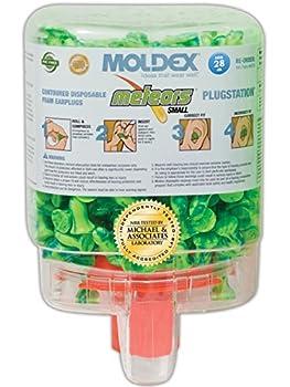 Moldex M6634 Meteors Plug Station, Foam  (250 per Dispenser)