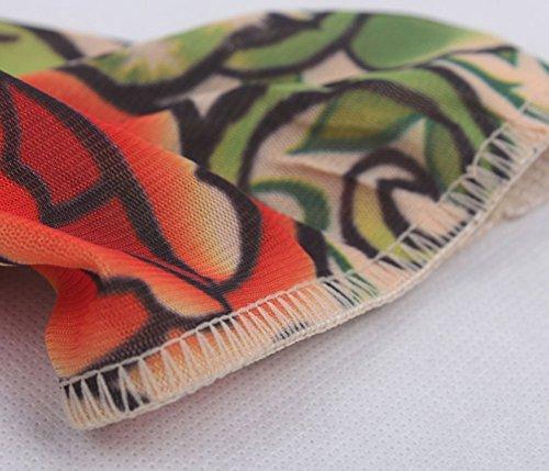 NUNOFOG I Love Michigan Unisex Summer Arm Cover Sleeves Long Fingerless Sun-proof Anti-UV Long Gloves For Outdoor by NUNOFOG (Image #2)