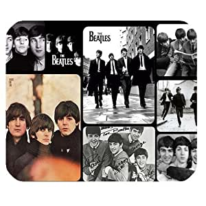 New Diy Design Music Band The Beatles High Quality Printing Square Mouse Pad Design Your Own Computer Mousepad