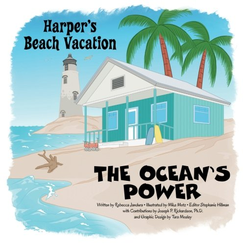 The Ocean's Power (Harper's Beach Vacation) (Volume 3)