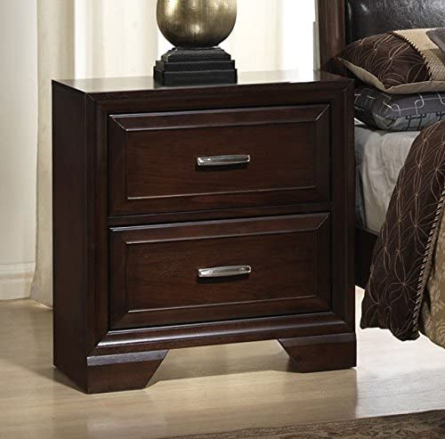 Jacob Night Stand by Crown Mark