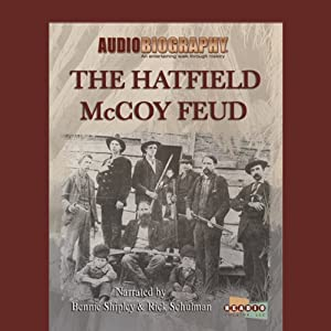 The Hatfield McCoy Feud Audiobook