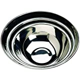 Tablecraft (H827) 8 qt Stainless Steel Heavyweight Mixing Bowl