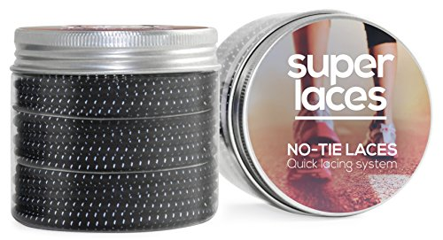 SuperLaces Shoelaces Suitable Reflective ShoeLaces product image