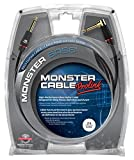 Monster M BASS2-21A - 21\' Bass Instrument Cable