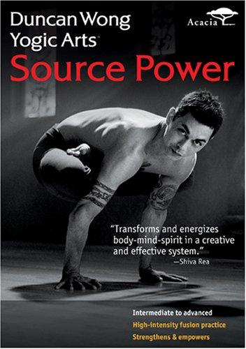 DVD : Yogic Arts: Source Power (Black & White, Widescreen)