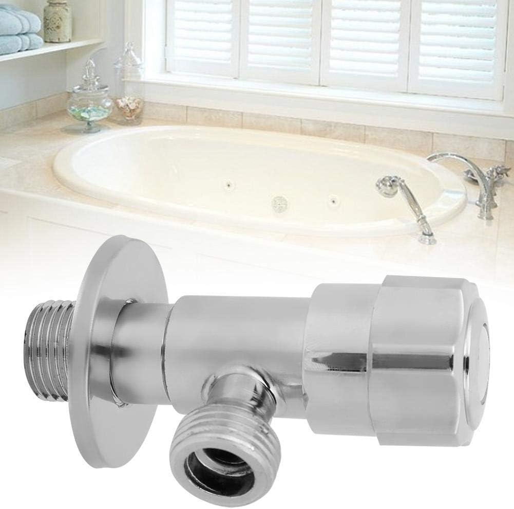 Garosa Messing Wasser Absperrventil Wasser Badezimmer