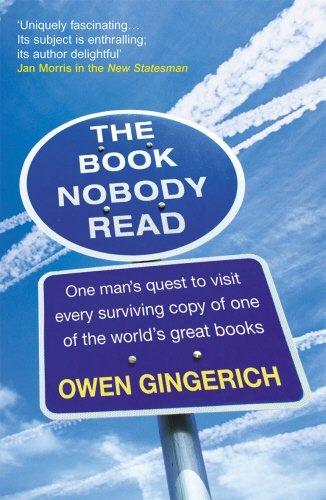 Download The Book Nobody Read pdf