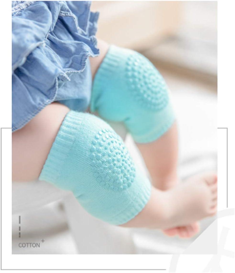 LOSOUL impermeabile neonati bambini traspirante regolabile ragazzi Ginocchiere per gattonare ragazze protezione di sicurezza per neonati
