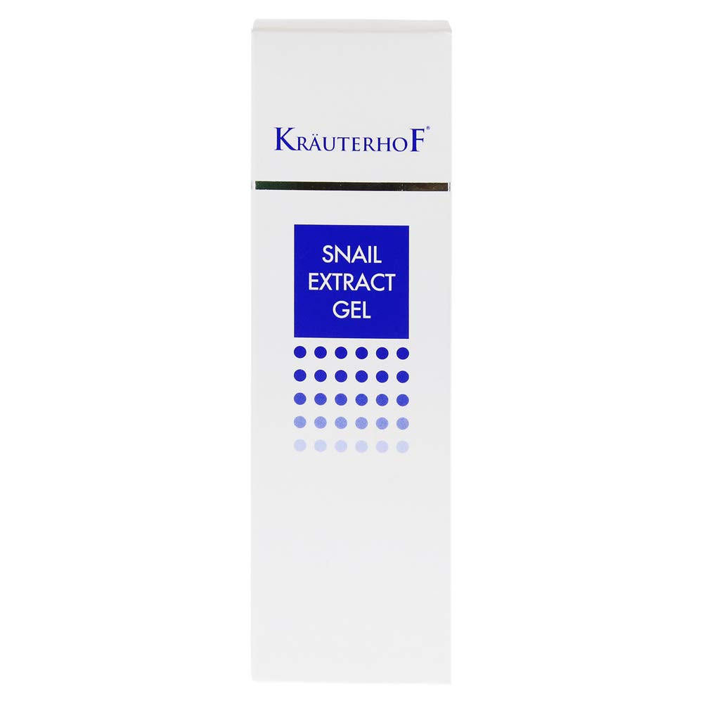 Kräuterhof - Snail Extract Gel 100ml / 3.4 Fl. Oz.