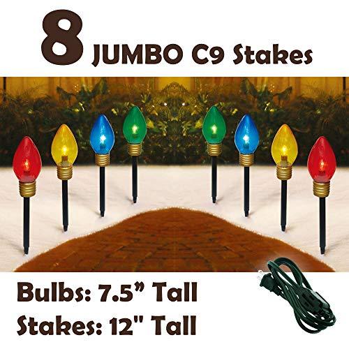 Jumbo Led Christmas Lights in US - 2