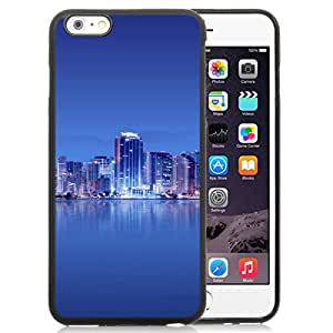 New Beautiful Custom Designed Cover Case For iPhone 6 Plus 5.5 Inch With Landscape House Phone Case