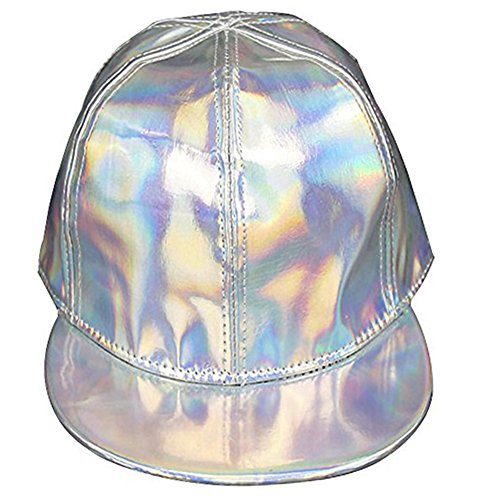 "OLizeeâ""¢ Magic Rainbow Baseball Cap Snapback Hat Adjustable"