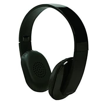 LogiLink BT0030 - Auriculares inalámbricos de diadema abiertos (Bluetooth V4.0 + EDR,
