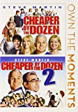Cheaper By the Dozen / Cheaper By the Dozen 2 [DVD] [Region 1] [US Import] [NTSC]