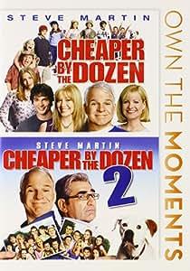 Amazon.com: Cheaper by the Dozen / Cheaper by the Dozen 2 ...