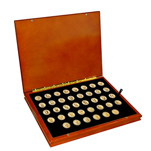 Complete Presidential Dollar Collection (2007-2016) Uncirculated