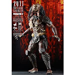 PREDATOR 2 - Figure Shadow Predator Exclusive - Hot Toys