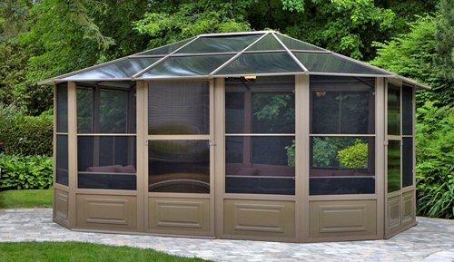 Gazebo Buying Guide   The 50 Best Gazebos For Your Backyard In 2017 |  Safety.com