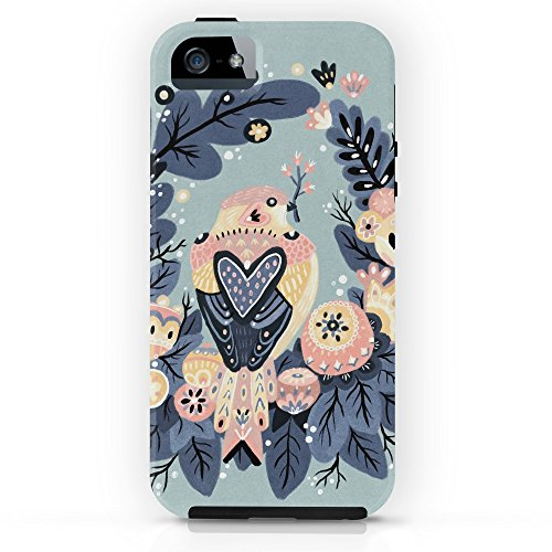 Society6 Sweetie Bird Tough Case iPhone SE (Sweetie Birds)