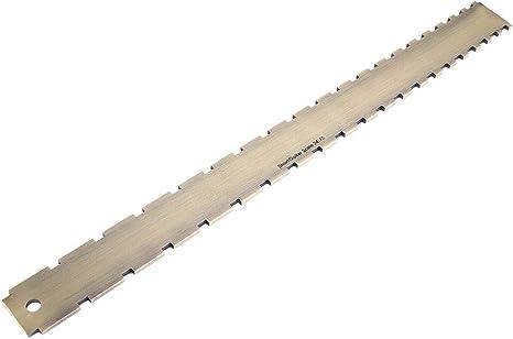 RiToEasysports Guitar Straight Edge, Practical 24.75 Tablero de ...